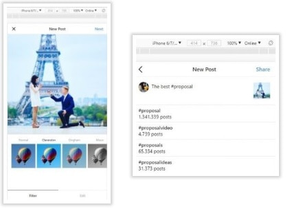 How to Post on Instagram from PC or Mac - Browser - You can