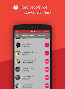 3 Popular Applications For Unfollowers on Instagram for Android ile ilgili görsel sonucu