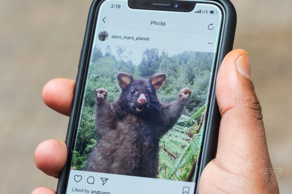 Self-Destructing Photos On Instagram – Sending Them