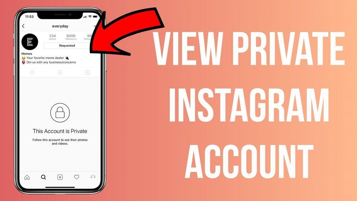 How Do I Get Access to a Private Users Pictures On Instagram ile ilgili görsel sonucu