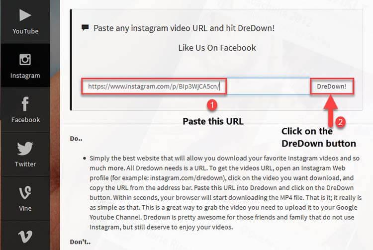 11 Awesome Services to Download Videos From Instagram