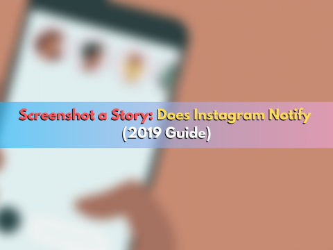 Screenshot a Story: Does Instagram Notify (2019 Guide)