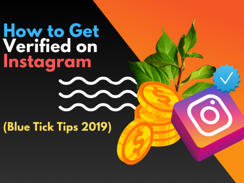 How to Get Verified on Instagram (Blue Tick Tips 2019)