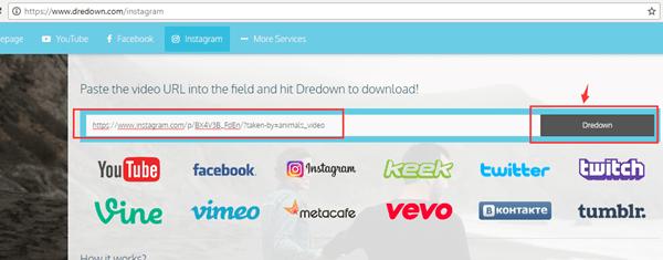 Dredown