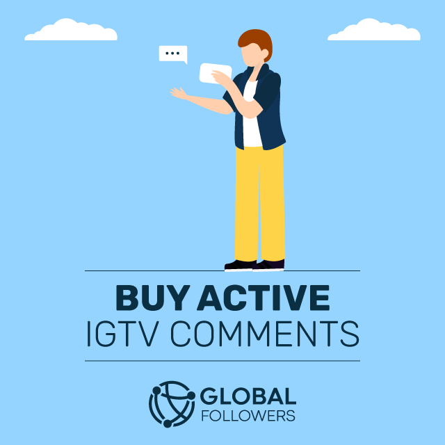 buy active igtv comments