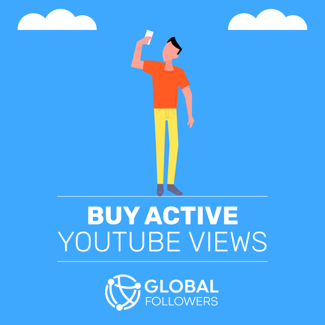 buy active youtube views