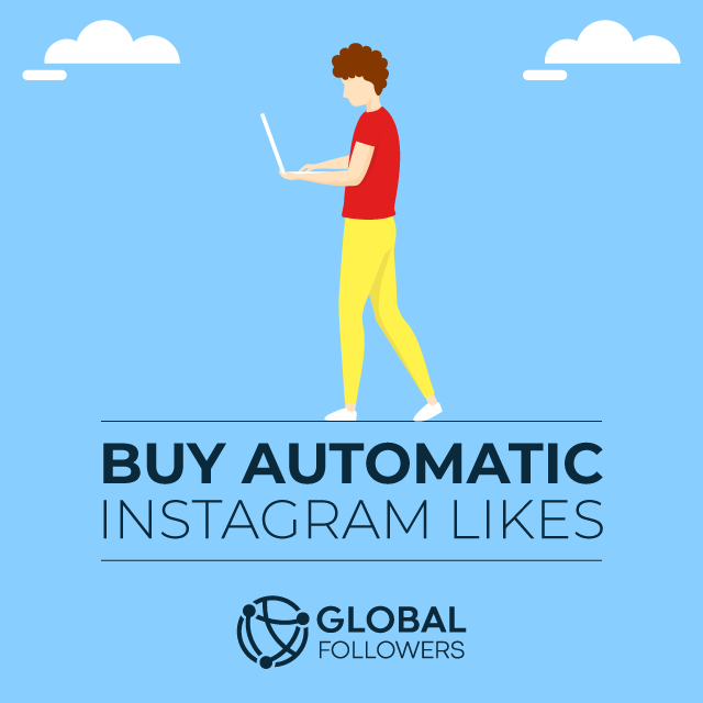 Buy Instagram Auto Likes - Instantly & 100% Working