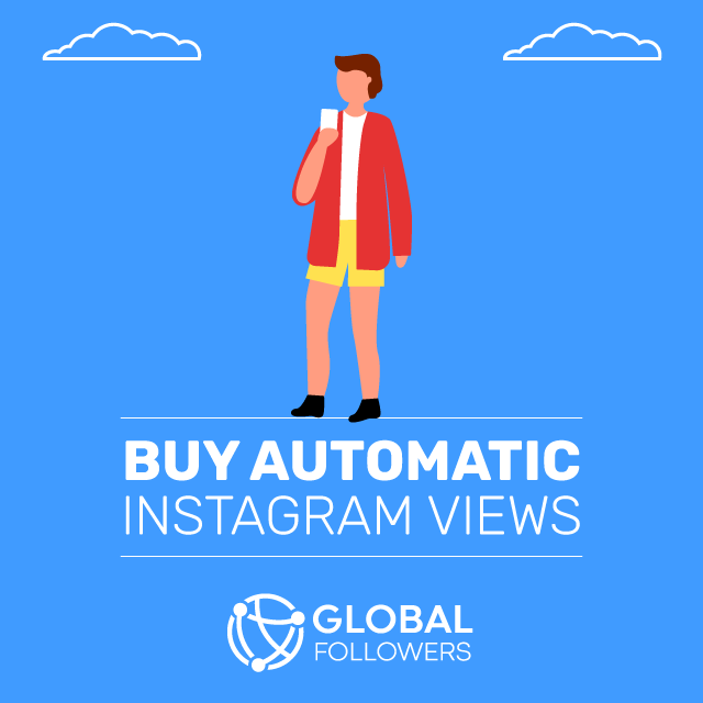 Buy Auto Instagram Video Views - Active & Real!