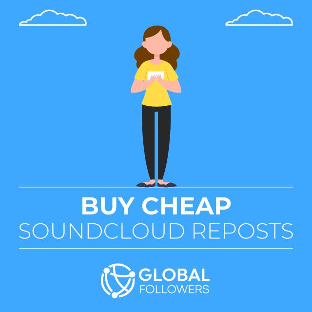 buy cheap soundcloud reposts