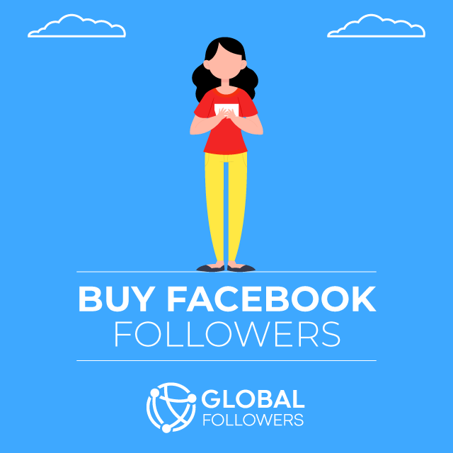 Buy Facebook Followers - 100% Real & Instantly