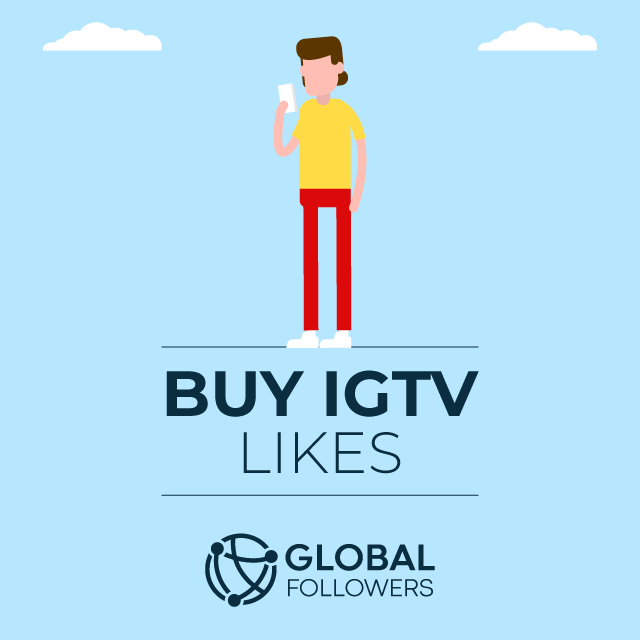 Buy Instagram IGTV Likes - Active & Fast