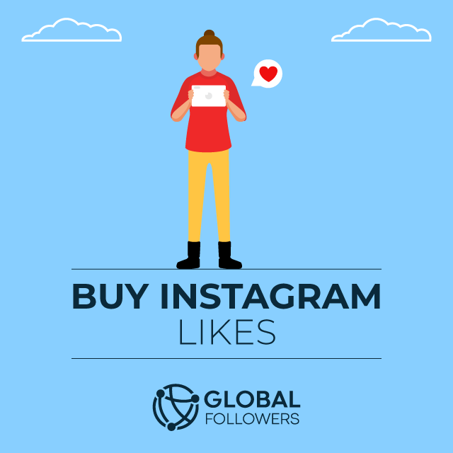 Buy Instagram Likes - 100% Real & Instant Likes | Only $1.29