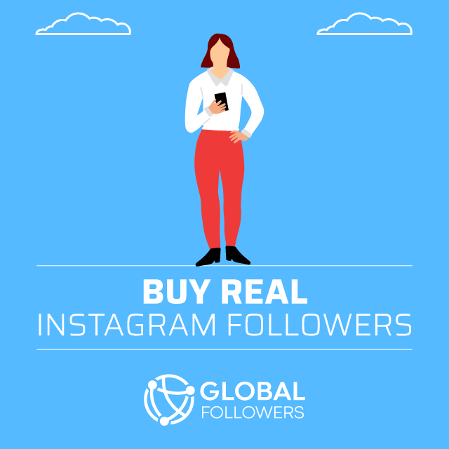 Buy Instagram Followers - 100% Real & Instant Delivery!