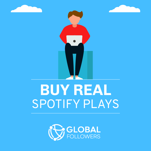 Buy Spotify Plays - 100% Real & Active