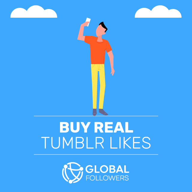 buy real Tumblr likes