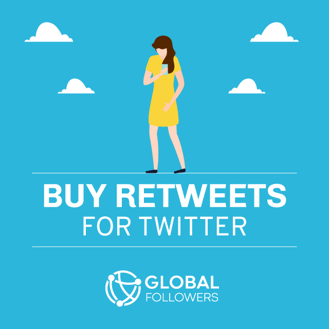 Buy Twitter Retweets - $1.9 | 100% Active and Real!