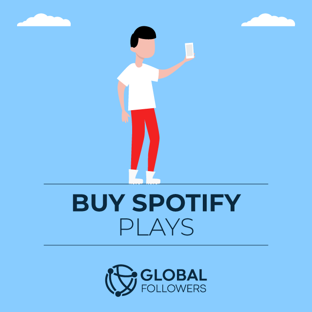 buy spotify plays