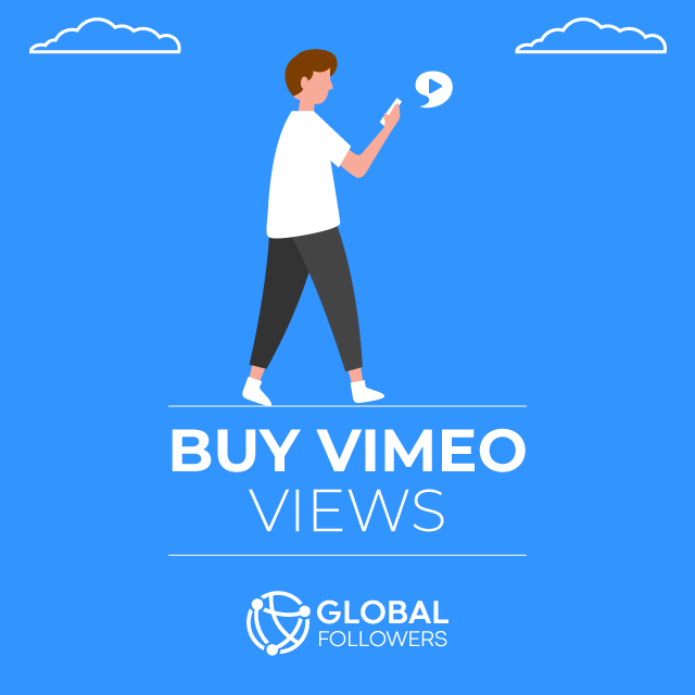 Buy Vimeo Views - Video Plays (Real & Active!