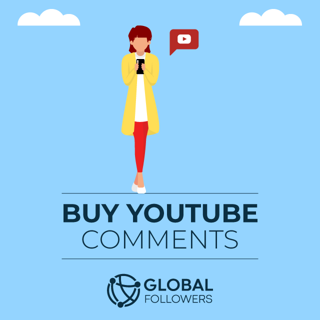 Buy YouTube Comments - 100% Real & Active