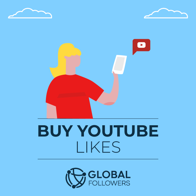 Buy YouTube Likes - $1.29 Cheap,Active & Real!
