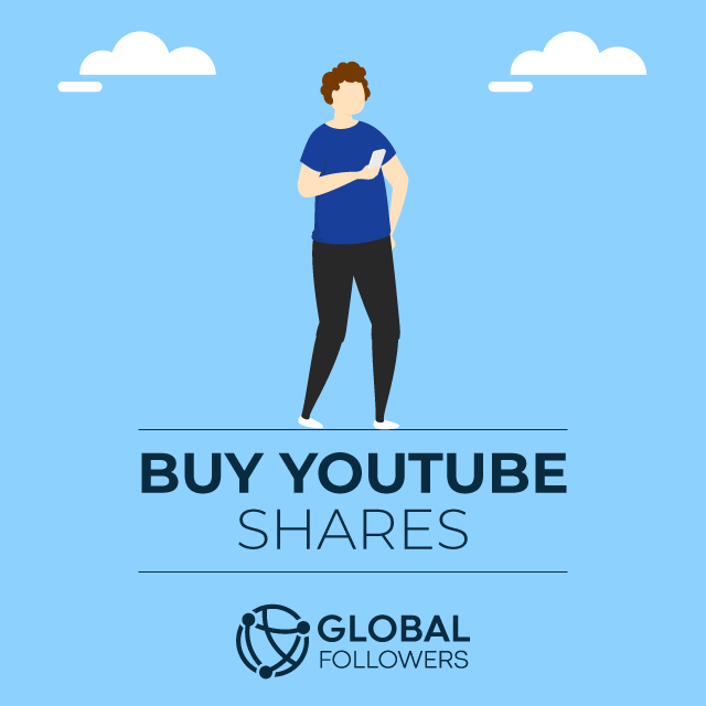 Buy YouTube Shares - 100% Active & High Quality!