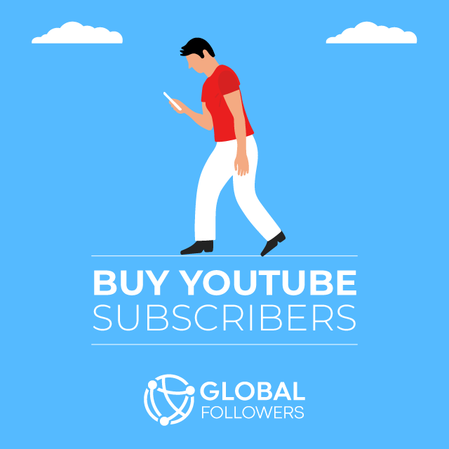 Buy YouTube Subscribers - Real & Active