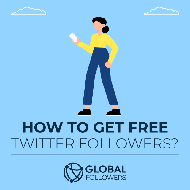 how to get free twitter followers