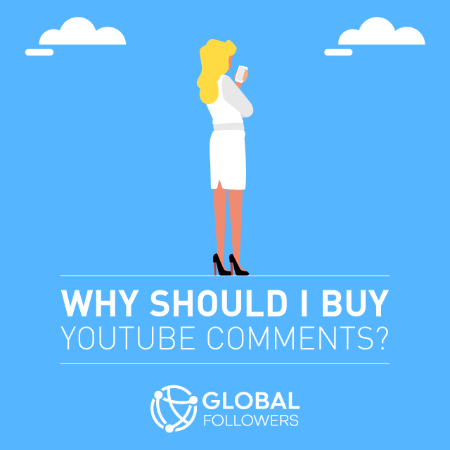 why should i buy youtube comments