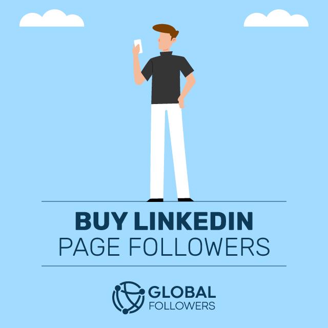 Buy Linkedin Page Followers