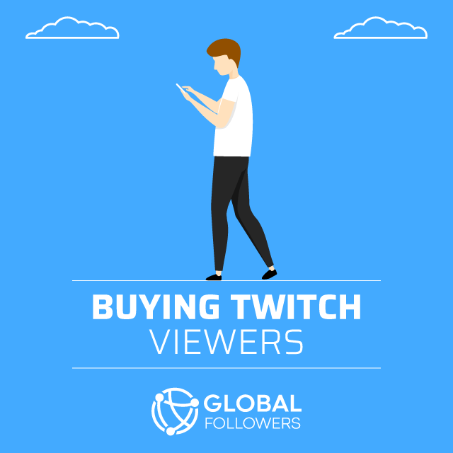 Buying Twitch Viewers
