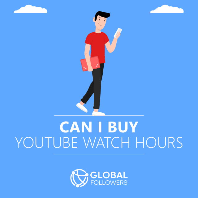 Can I Buy YouTube Watch Hours