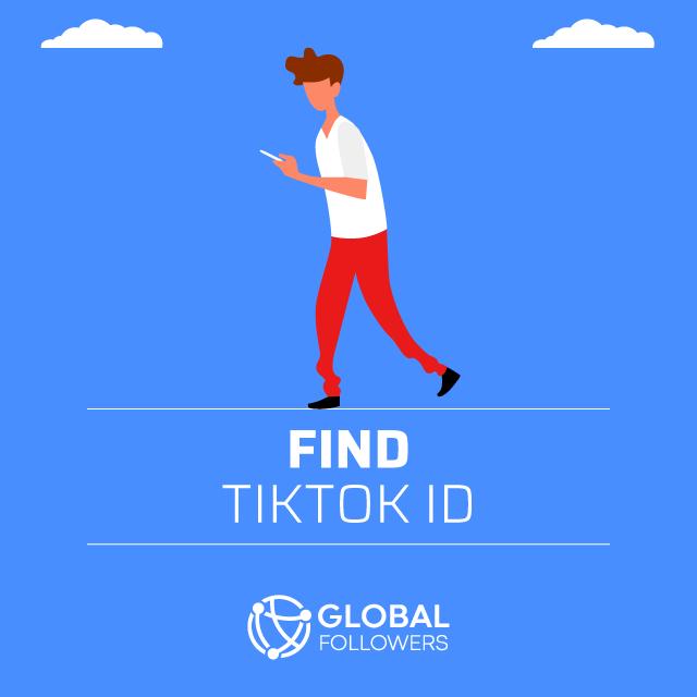 Find TikTok id