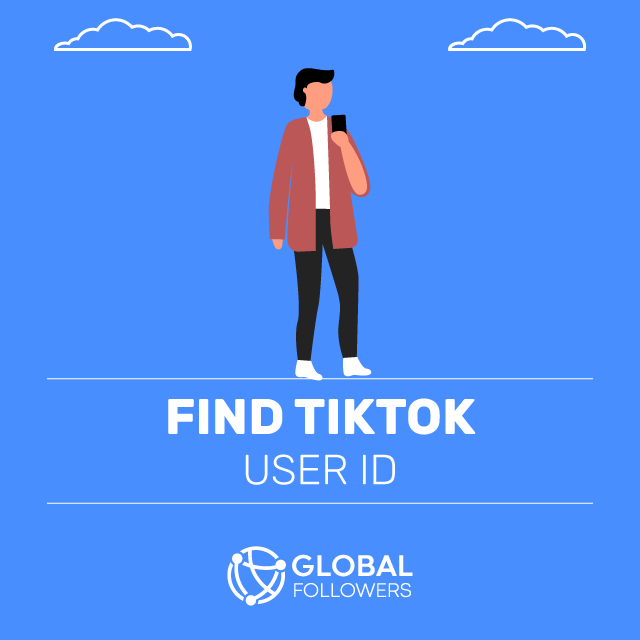 Find TikTok User id