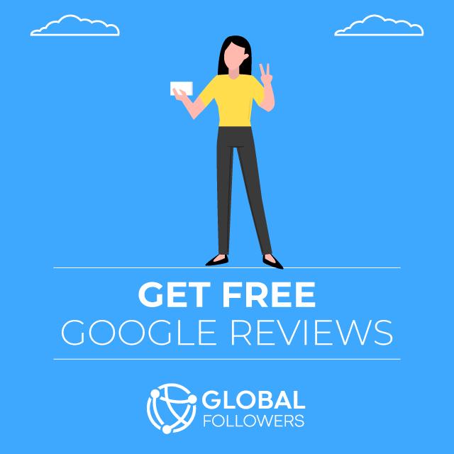 Get free google reviews