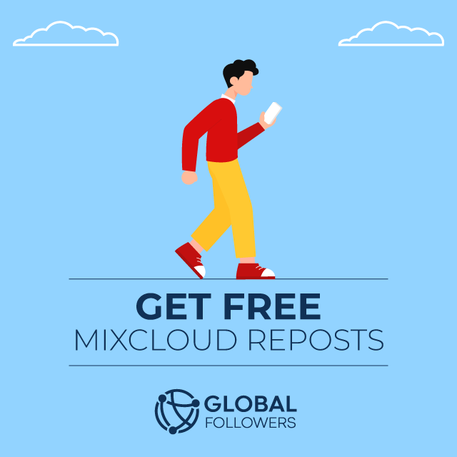 get free mixcloud reposts