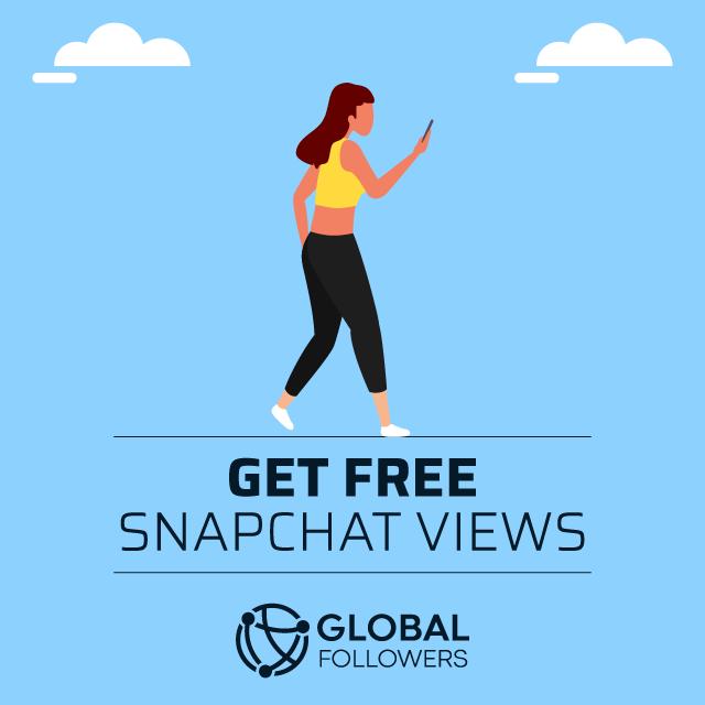get free snapchat views
