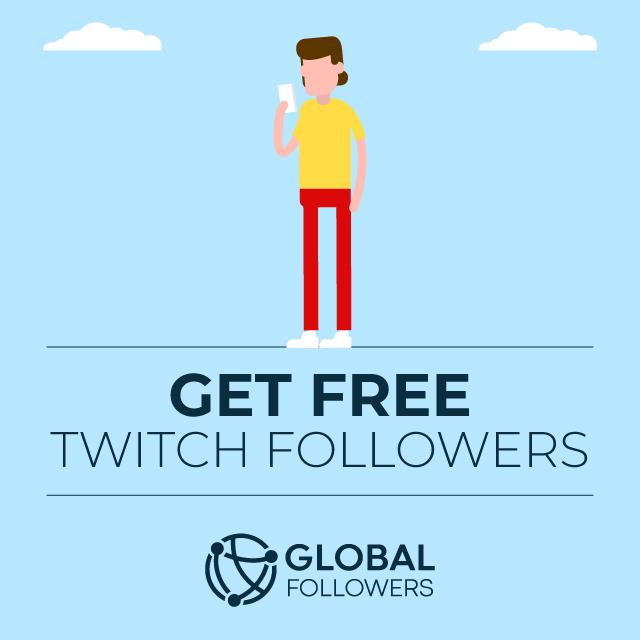 get free twitch followers