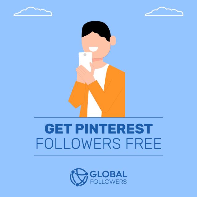 get pinterest followers free