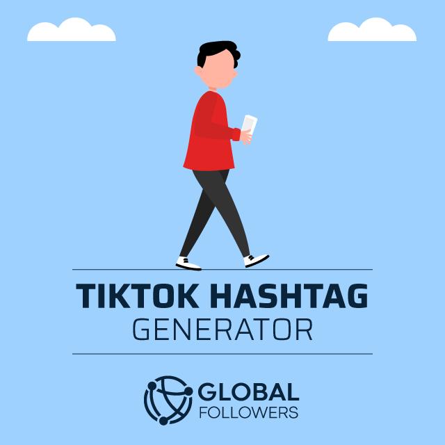 tiktok hashtah generator