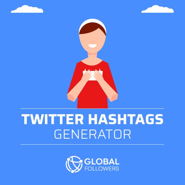 twitter hashtag generator